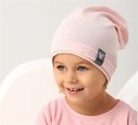 .AJS шапка 38-064 одинарн.трикотаж (р.52-54)