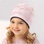 .AJS шапка 38-099 одинарн.трикотаж (р.52-54)