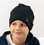 .AJS шапка 38-149 одинарн.трикотаж (р.48-50)