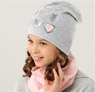 .AJS шапка 38-133 одинарн.трикотаж (р.48-50)