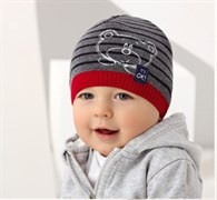 .AJS шапка 38-011 одинарная вязка (р.46-48)