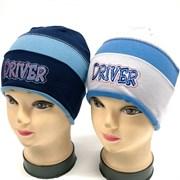 """Witmar шапка """"DRIVER"""" трикотаж одинарн. (р48-50)"""