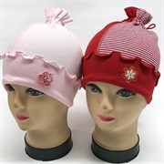 Elo melo  025 шапка одинарный трикотаж (р.48-50)