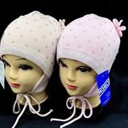 AGBO шапка 2122 CELIA подкл.хлопок (р.48-50)