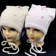 AGBO шапка 2114 ITAKA подкл.хлопок (р.50-52)
