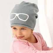 .AJS шапка 38-052 одинарн.вязка (р.50-52)