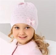 .AJS шапка 38-106 одинарн.вязка (р.52-54)