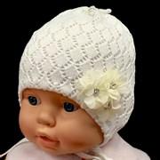"DAFFY мод ""Ийя"" шапка, подкл.хлопок (р.38-40)"