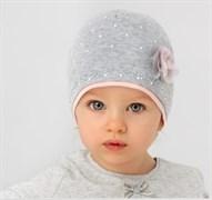 .AJS шапка 38-023 одинарный трикотаж (р.48-50)