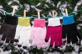 margot перчатки PAZUR одинарная вязка (размер 17)