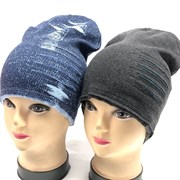 ambra шапка двойной трикотаж  (р.52-56)