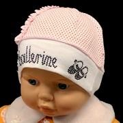 MARIKA шапка ML-1147 Balerinka сетка (р.48)