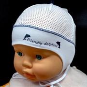 Marika шапка ML-0185 одинарный трикотаж (р.38-40)