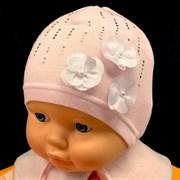Magrof шапка арт.4180 одинарн.трикотаж (р.38-46)