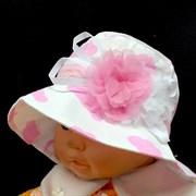 Milli модель Пряники панама для девочки (р.50-52)
