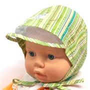BG кепка для мальчика хлопок (р.46-48)