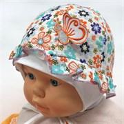 DAWIX шапка х/б для девочки (р.44-46)