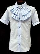 блузка ЛЮТИК модель 20192 подросток кор.рукав (размер128,134,140,146,152)