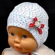 Milli модель розочки  шапка (р.42-44)