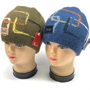 amal шапка двойная вязка (р.52-56)