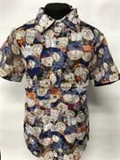 рубашка для мальчика кр.рук.  (р.11)
