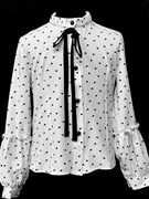 TOnasz блузка с длин.рук.  (р.128-158)