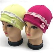 BG шапка для девочки (р. 44-48)
