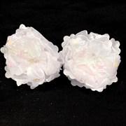 банты белые (15 см)