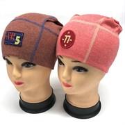 BG шапка один.тр-ж (р.50-52)цвета как на фото
