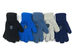 Теплыши перчатки TG-070 одинарная вязка (размер 14)