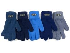 Теплыши перчатки TG-072 одинарная вязка (размер 14)