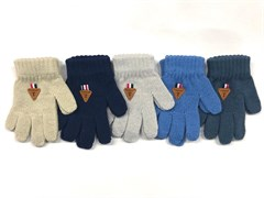 Теплыши перчатки TG-066 одинарная вязка (размер 13)