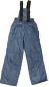 Milli брюки демисезонные, подклад флис арт. 6240 синий (р.110.116.122.128.134)