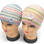 Paola шапка одинарная вязка (р.46-48)