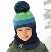 AJS шлем 38-475 подкл. флис (р.52-54)