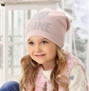.AJS шапка 38-491 подкл.флис (р.52-54)