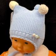 Barbaras модель AV 812/ME шапка с утеплителем, подклад хлопок (р.40-42)