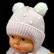 Barbaras модель AV 182/ME ISOSOFT шапка (р.36-38)