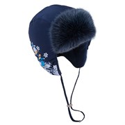 TuTu модель 3-001882 шапка ушанка (р.50-52)