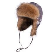 TuTu модель 3-001865 шапка ушанка (р.52-54)