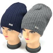 AGBO мод. 2382 Dukat  шапка на х/б подкл.  (р.52-54)
