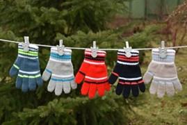 margot перчатки DINO одинарная вязка (размер 14)