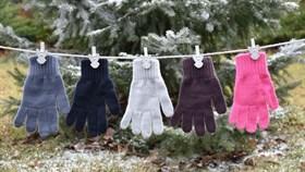 margot перчатки SNOPY одинарная вязка (размер 15)