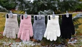 margot перчатки VIP одинарная вязка (размер 15)