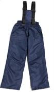 Milli брюки демисезонные, подклад флис арт. 6240 т.синий (р.110.116)