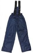 Milli брюки демисезонные, подклад флис арт. 6240 т.синий2 (р.110.116.122.128.134)