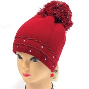 AGBO шапка 435 ELIGIA подкл.флис (р.52-54)
