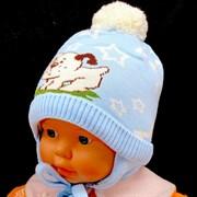 Прикиндер шапка M2-1391 шапка с утеплителем (р.44-46)