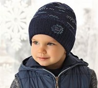 .AJS шапка 38-487 шапка подкл.флис (р.50-52)