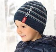 .AJS шапка 38-525 шапка подкл.флис (р.50-52)